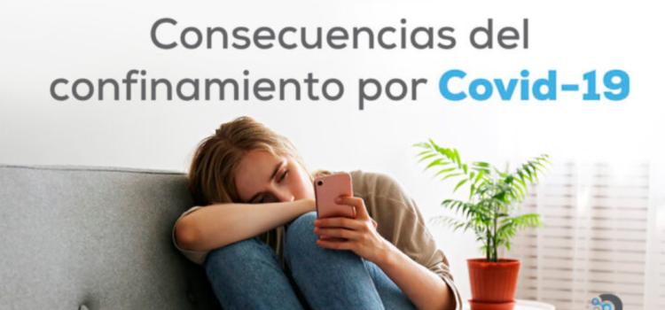 Consecuencias del confinamiento por Covid-19